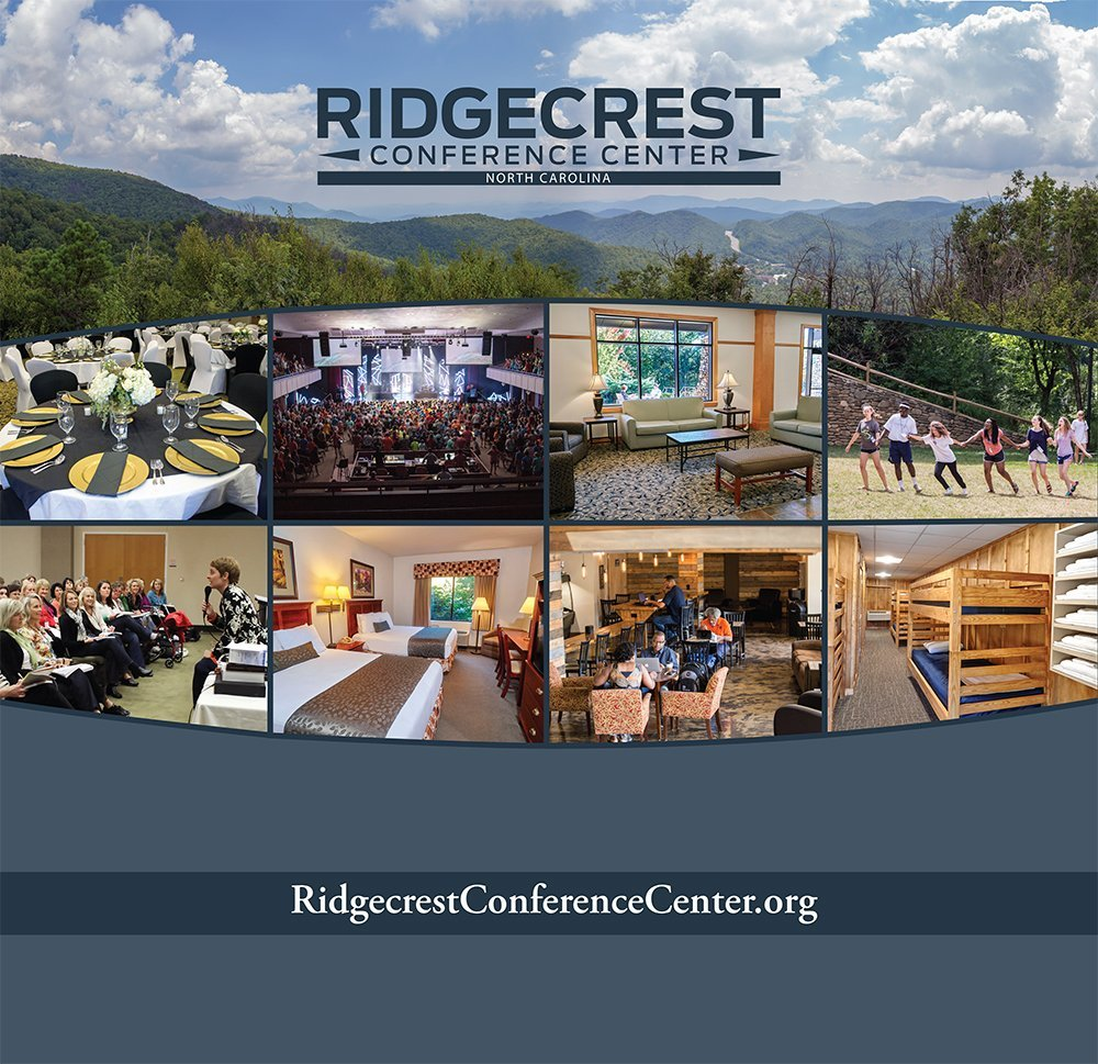Trade Show Display - Ridgecrest 2018 Front